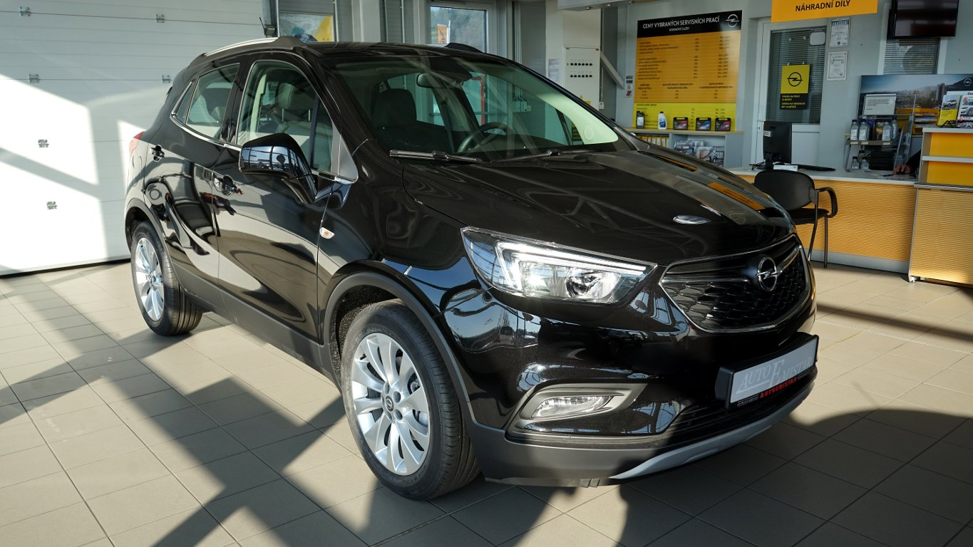 Opel Mokka X Innovation 1.4T 103kW 6MT