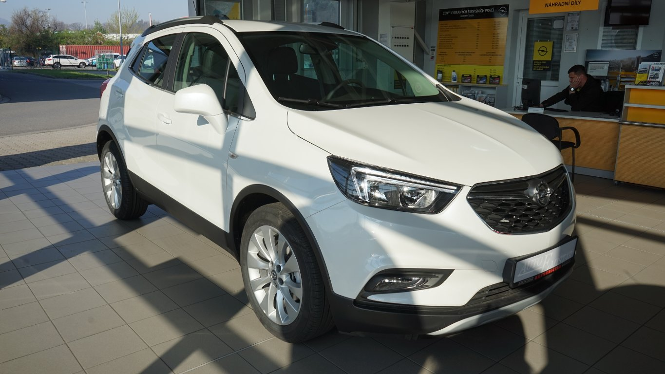 Opel Mokka X Innovation 1.4T 88kW 6MT