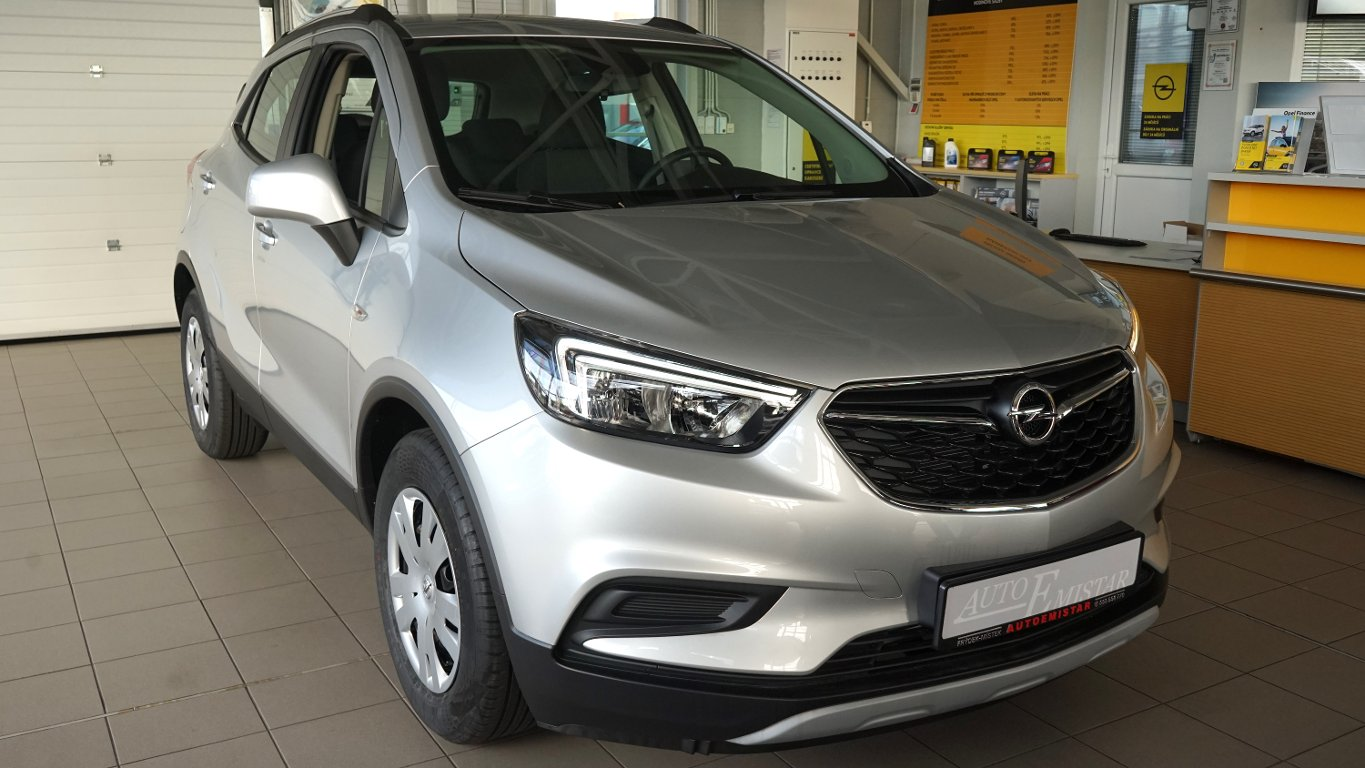 Opel Mokka X Selection 1.4T 88kW 6MT