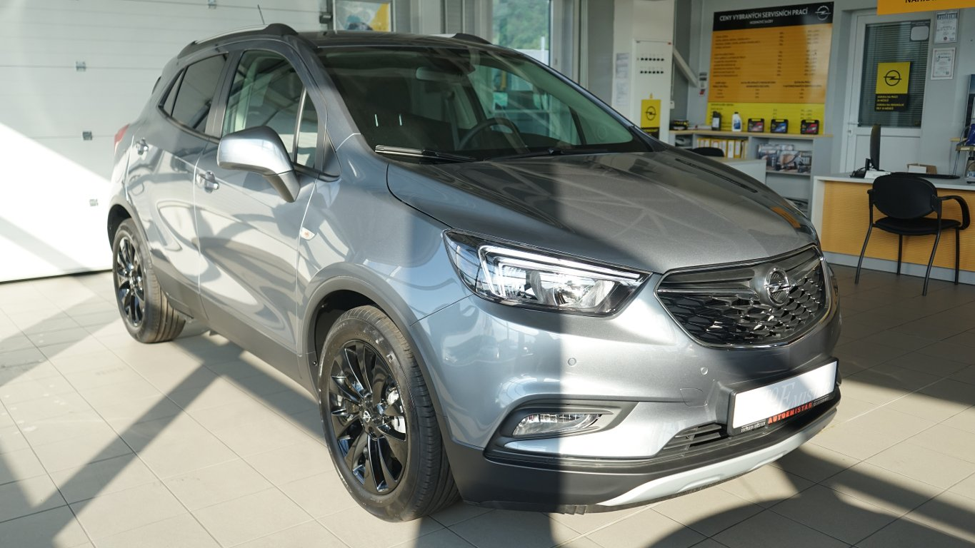 Opel Mokka X SMILE 1.4T 103kW 6AT